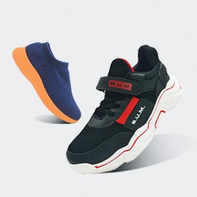 Kids Canvas & Sport Shoes
