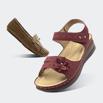 Women's Comfort Sandal & Loafer