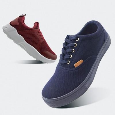 Men's Canvas & Sport Shoes
